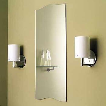 Motiv 0241 Sine 16X36 Frameless Mirror