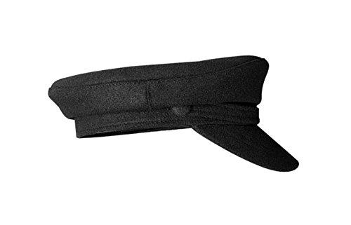 Malta Genuina Negro Puro Retro Gorra Casquillo De La Boina Casquillo del  Ping Tau Sombrero del Estudiante 51e6a2b39ce