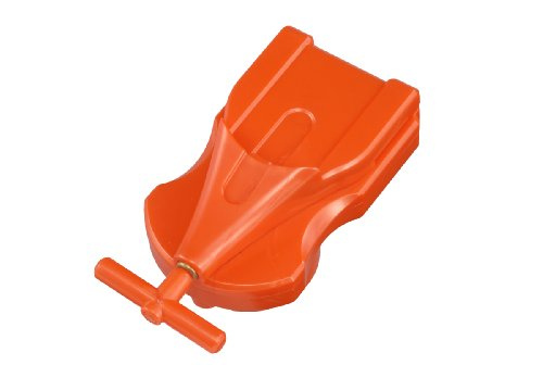 Takara Tomy Beyblades Japanese Metal Fusion Accessory #Bb68 String Launcher Orange