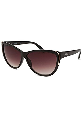 - Kenneth Cole Reaction Women's KC1253 Shiny Black/Gradient Smoke One Size