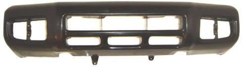 OE Replacement Nissan/Datsun Pathfinder Front Bumper Cover (Partslink Number NI1000177)