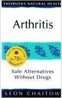 Epub ebooks descarga gratuita Arthritis: Safe alternatives without drugs (Thorsons Natural Health) in Spanish PDF CHM