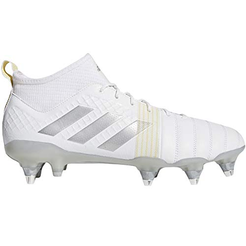 adidas Performance Mens Kakari X Kevlar Soft Ground Rugby Boots - 7.5