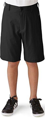 adidas Golf Boys Ultimate Shorts, Black, Small by adidas