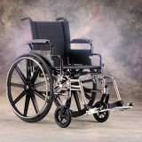 Invacare 9000 XT Wheelchair - With Leg Rests (INV93HA)