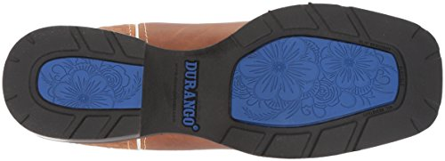 Durango Donna Drd0192 Western Boot Marrone / Blu Royal