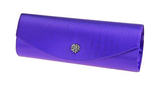 Púrpura Mano Cartera Mujer De Para Lexus Morado gvxFw7nq
