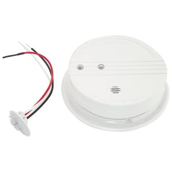 31ASTJOfSiL._SL500_AC_SS350_ amazon com kidde i12040 hardwired smoke alarm with battery backup  at edmiracle.co