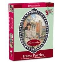 (American Girl Frame Puzzles - SAMANTHA! )