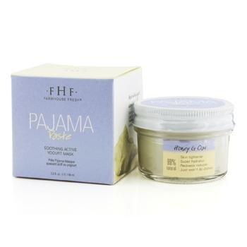 Price comparison product image FarmHouse Fresh Pajama Paste Soothing Active Yogurt Mask 3.2 fl oz/94.6 ml