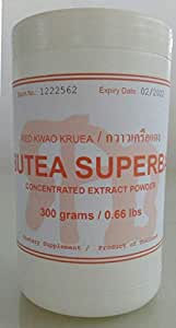 Butea Superba Concentrated Extract Powder 300 Grams
