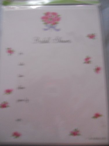 (Pink Bouquet Bridal Shower)