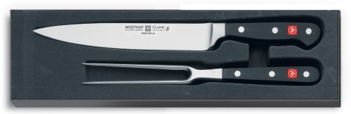 - Wusthof Classic 2-Piece Carving Set