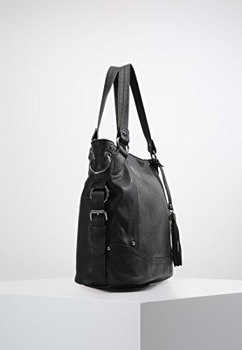 Women Top Bag with Black Buckel Shoulder Handbag with Stap Crossbody Design Handle Anna Field Belt Removable for tfRUUq