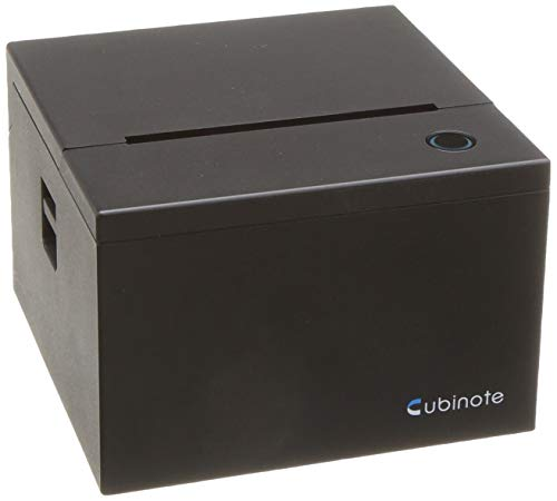Cubinote Pro Thermal Printer   Inkless Sticky Note Printer   Photo Printer   Wi-Fi and Bluetooth Mode   Compatible with iPhone and Android (Black) by Cubinote (Image #10)