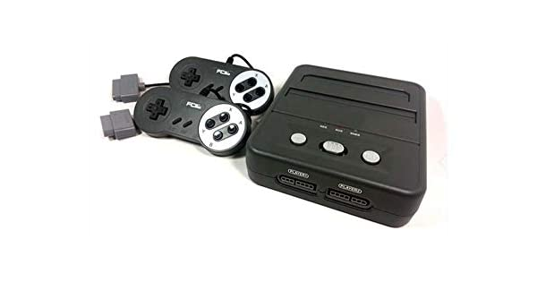 Amazon com: 3-In-1 FC Twin Retro Gaming System for NES +