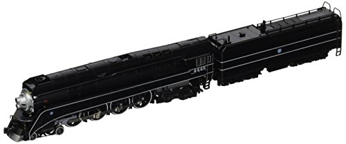 Kato USA Model Train Products N Scale GS-4 BNSF Black for sale  Delivered anywhere in USA