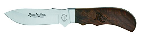 Remington Cutlery R19981 Heritage Line Model 700 Series Big Game Drop Point Knife, 8 1/4-Inch