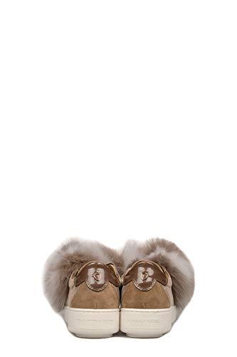 Philippe Vbldpu05 Sneakers Donna Velluto Marrone Model r6qwYar
