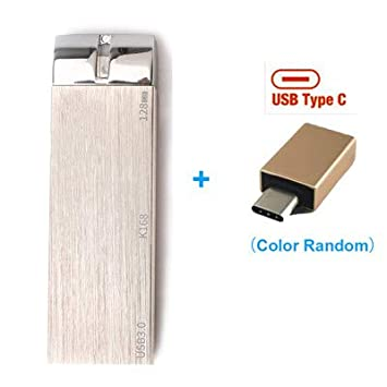 WDWX Ssd USB 3.0 64/128 Unidad Flash de Estado sólido portátil de ...