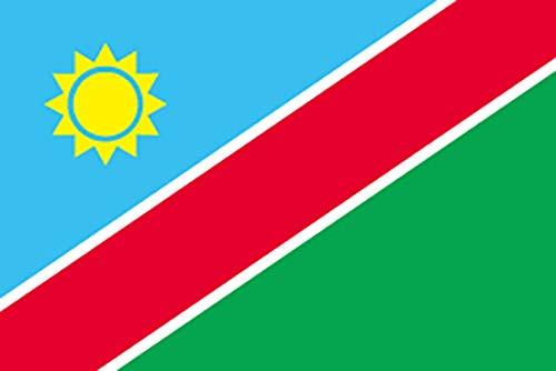 国旗 ナミビア No.2 No.23280(取寄商品) B01J1NPIC6