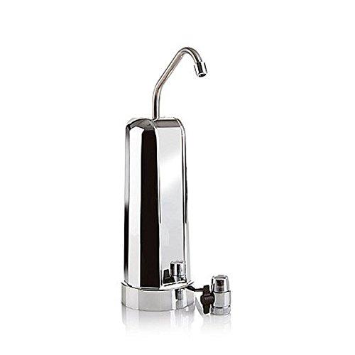 Paragon P35 35,000-Gallon Countertop Water Filter Chrome ...