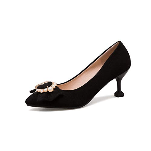 5 Noir APL10633 Compensées 36 Sandales Noir BalaMasa Femme 4w0UnHq48