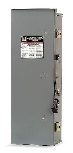 SCHNEIDER ELECTRIC DT322RB Switch Fusible Dt 240-Vac 60-Amp 3P Nema 3R Electrical Box