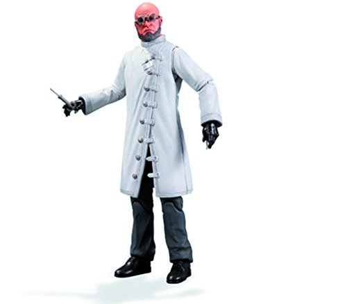 DC Collectibles Batman Arkham City: Hugo Strange San Diego Comic Con 2013 Action Figure]()