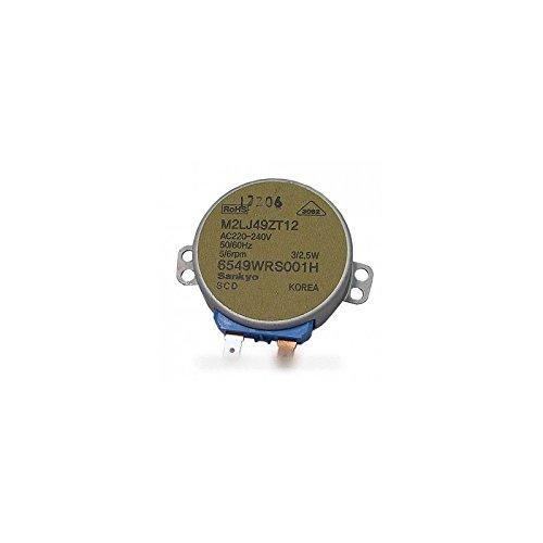 LG - Motor Bandeja 240 V 50 Hz para Micro microondas LG ...