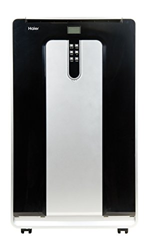 Haier HPN10XHM Heating Portable Air Conditioner, 10000 BTU/9000 BTU For Sale