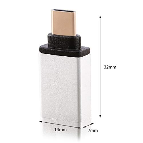 Ohomr Portable USB 3.1 Type-C Male to USB 3.0 A Female Converter USB Cable Adapter Office Work Switch by Ohomr (Image #6)