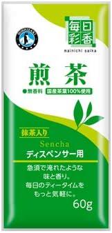 毎日彩香 煎茶 60g×20袋
