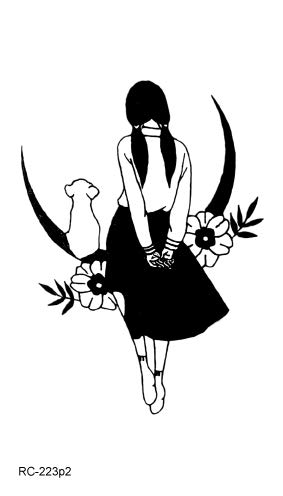 lijinjin Falso Tatuaje Naruto Flash para Mujeres Body Art ...