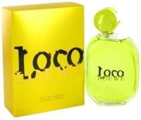 NEW - Loco Loewe by Loewe Eau De Parfum Spray 3.4 oz for Women- 482755