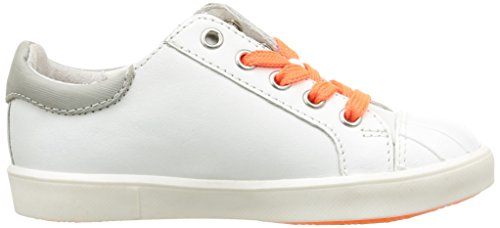 GBB Maxance - Zapatillas de deporte Niños Blanc (19 Vte Blanc/Gris Dpf/2706)