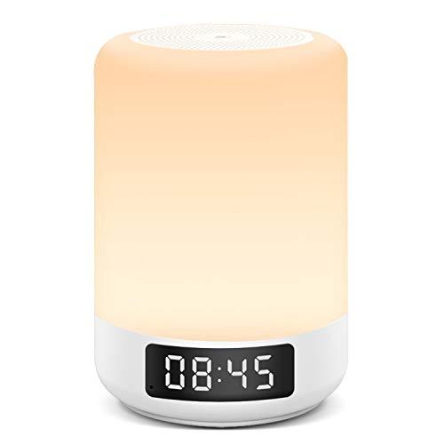 Nachttischlampe, Wake Up Licht