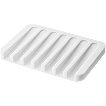 Amazon Com Yamazaki Home Self Draining Soap Tray