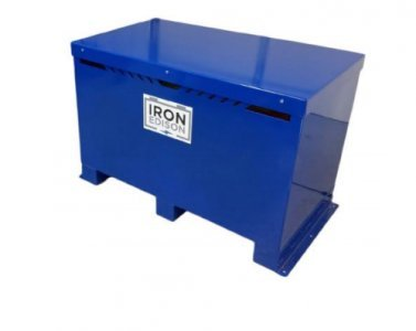 Iron Edison 48V 400Ah Lithium Battery Bank w/ Indoor Enclosure