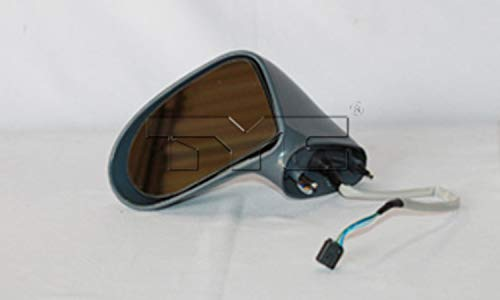 (KarParts360: Fits 1991-1996 Buick Park Avenue Door Mirror - Driver Side - Non-Heated, Power)