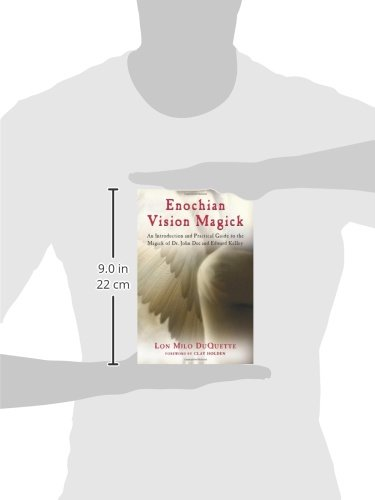 Enochian vision magick an introduction and practical guide to the enochian vision magick an introduction and practical guide to the magick of dr john dee and edward kelley lon milo duquette clay holden 9781578633821 fandeluxe Choice Image