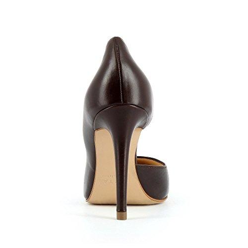 Evita Shoes Alina - Tacones Mujer Marrón - marrón oscuro
