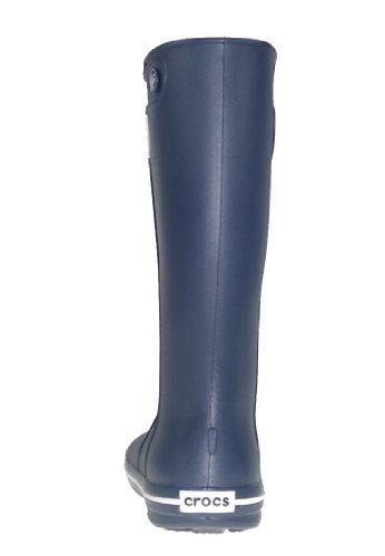 Blau Donna Jaunt Women Navy Stivali Crocband 410 Gomma Crocs di px0anwY5Eq