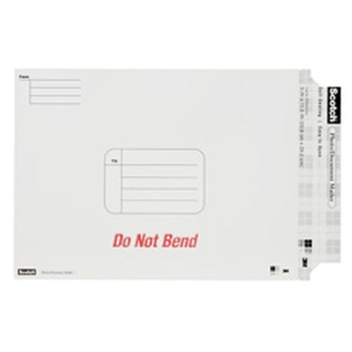 Scotch Photo/Document Mailer, 9 x 11.5 Inches, 12 Pack (7917) (Photo Mailer)
