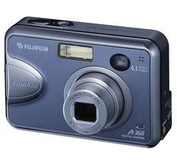 Fujifilm Finepix A360 4.1 Mega Pixel and 3x Optical Zoom