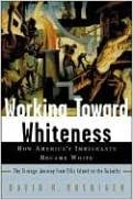 Book Working Toward Whiteness: How America's Immigrants Became White: The Strange Journey from Ellis Island to the Suburbs