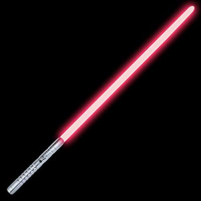 KYBERS RGB 11 Colors Changeable Metal Hilt Light Saber with 3 Mode Sound Force FX Dueling Lightsaber: Toys & Games