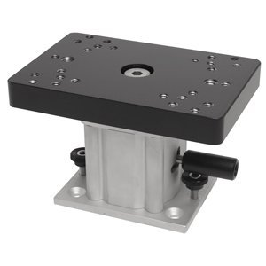 Cannon Aluminum Swivel Base Downrigger Pedestal - 4