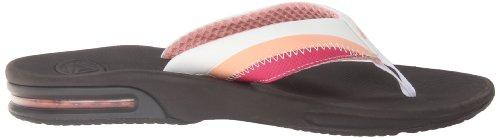 Reef Women's Reefedge Flip Flop Brown/White/Pink tArTP