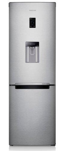 Samsung rb31fdrndsa Own 308L A + Metal réfrigérateur-congélateur–réfrigérateurs-congélateurs (308, Metal, Glass, LED, RIGHT, Graphite, L)